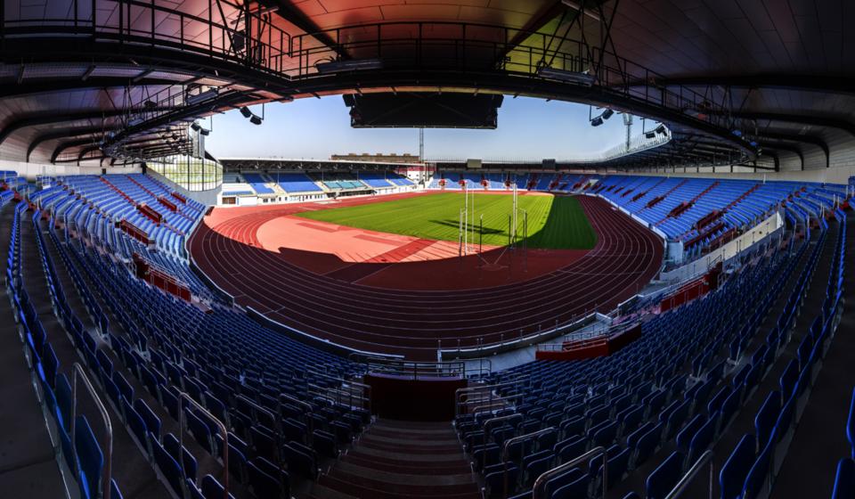 Rekonstrukce městského stadionu v Ostravě – II. Etapa